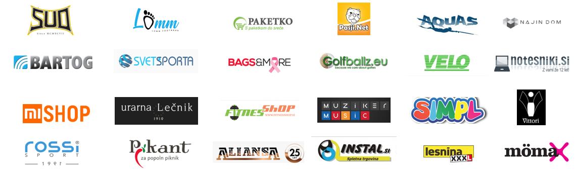 Tekmovalci Spletni trgovec leta